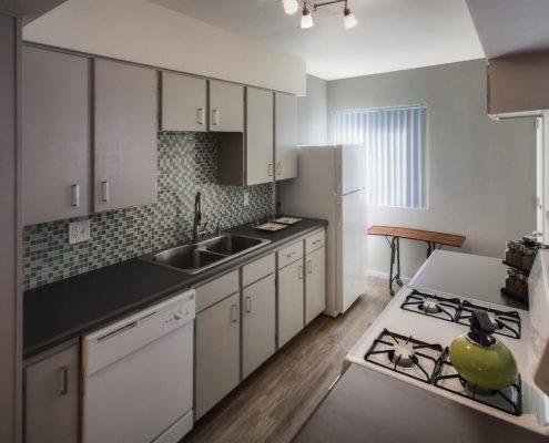 The Estates Unit Kitchen