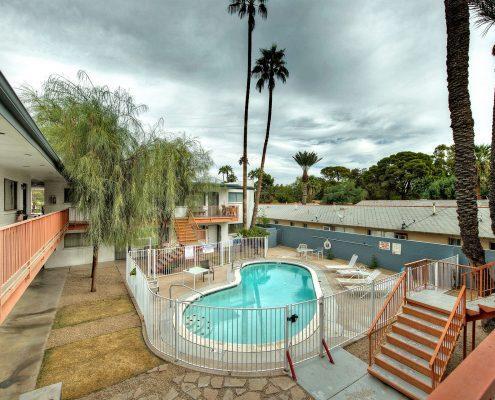 The Estates Pool Area