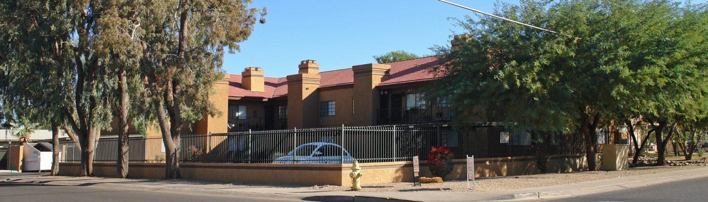 Myrtle Manor Building