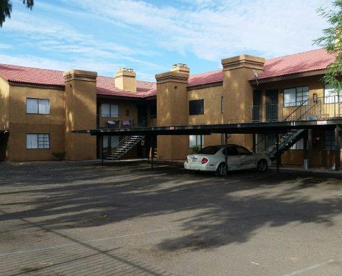 Myrtle Manor Covered Parking