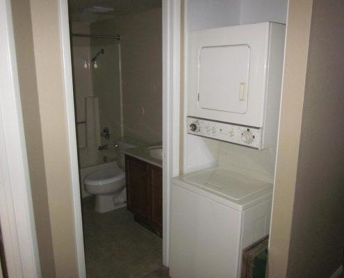 Myrtle Manor In Unit Washer and Drier