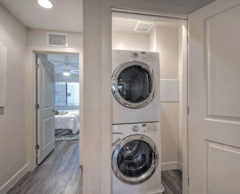 1000 on 5th Townhomes Unit Washer Dryer